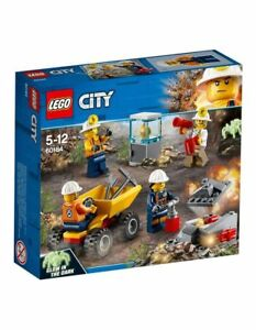 NEW LEGO City Mining Team 60184