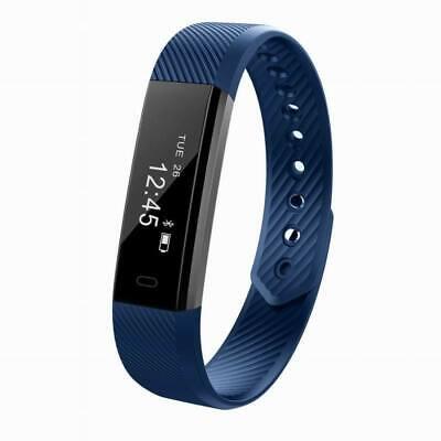 ID115 Bluetooth Smart Watch Wristband Bracelet Pedometer Sport Fitness Tracker
