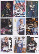 (23)ct JEFF BURTON NASCAR RACING Driver/Car Lot!