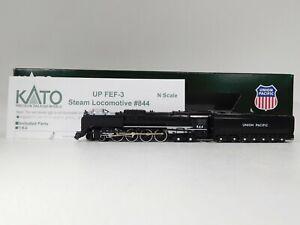 KATO-N-Scale-Union-Pacific-FEF-3-Steam-Locomotive-126-0401-C-165