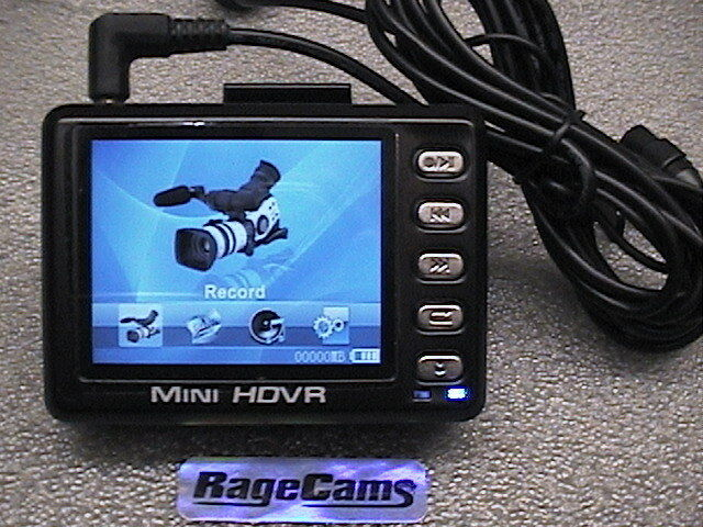 Portable Mini HQ DVR Audio Video Recorder for Thermal Scope Night Vision System