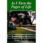 as I Turn The Pages of Life 9781420842463 by Sonny E. Carr Book