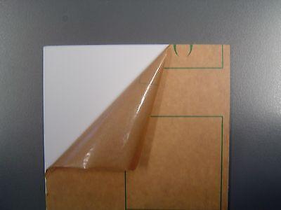 White Acrylic/Perspex Full Sheet 2440mm x 1220mm x 2mm