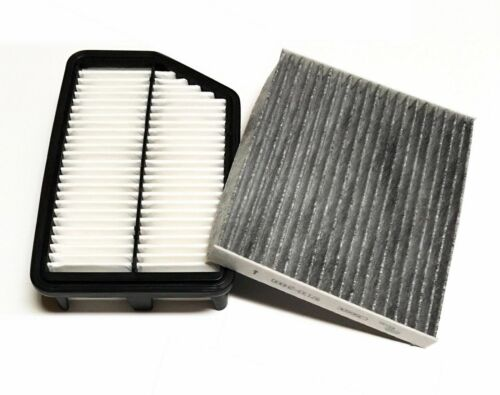 CARBON CABIN AND AIR FILTER FOR HYUNDAI ENLANTRA GT 1.8L 2013 AND 2.0L 2014-2016