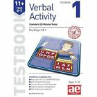 11+ Verbal Activity Year 5-7 Testbook 1: Standard 20 Minute Tests by Stephen C. Curran (Paperback, 2014)
