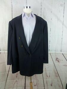 Charles Jourdan Classic Blue Blazer Size 46R