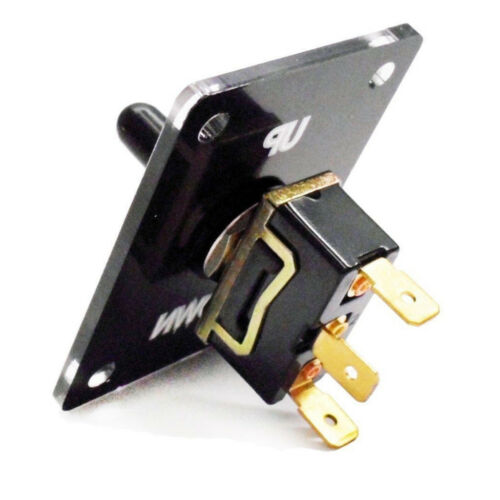 2pcs Boat 3 Pin Up Down On//Off//On Momentary Toggle Switch Panel 12V 15A