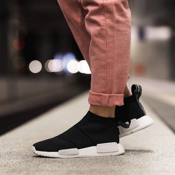 Adidas Mens NMD_CS1 GTX PK Primeknit Gore Tex Trainers Shoes BY9405 UK 11 13.5