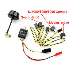 FPV-5-8ghz-5-8G-600mW-Audio-Video-AV-Sender-for-Gopro-Hero3-Mobius80 F11800