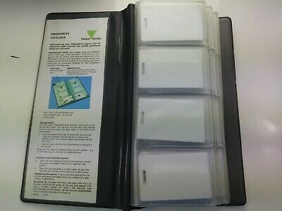 Paxton Proximity 50 Card Pack Switch 2 Green ISO