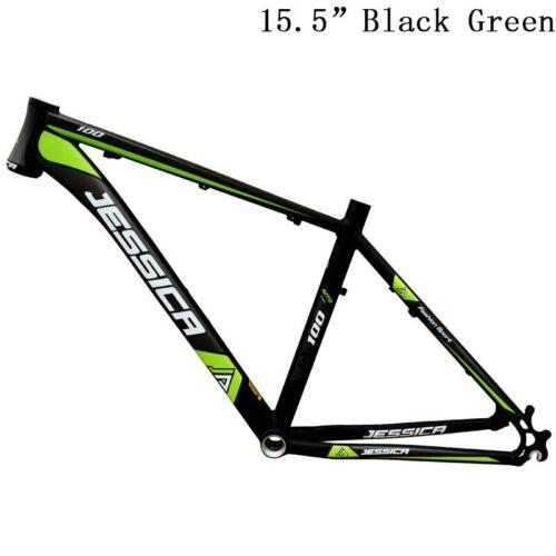 26er 15.5//17 inches MTB Frame Mountain Bike Frames Bicycle Aluminum
