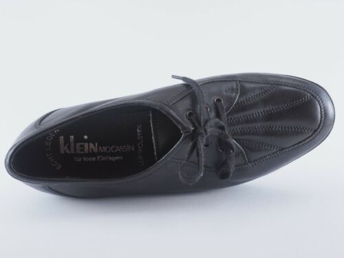 Women's Klein 36 Black 5 New Shoes Moccasins Leather Loafers PqRTpdq