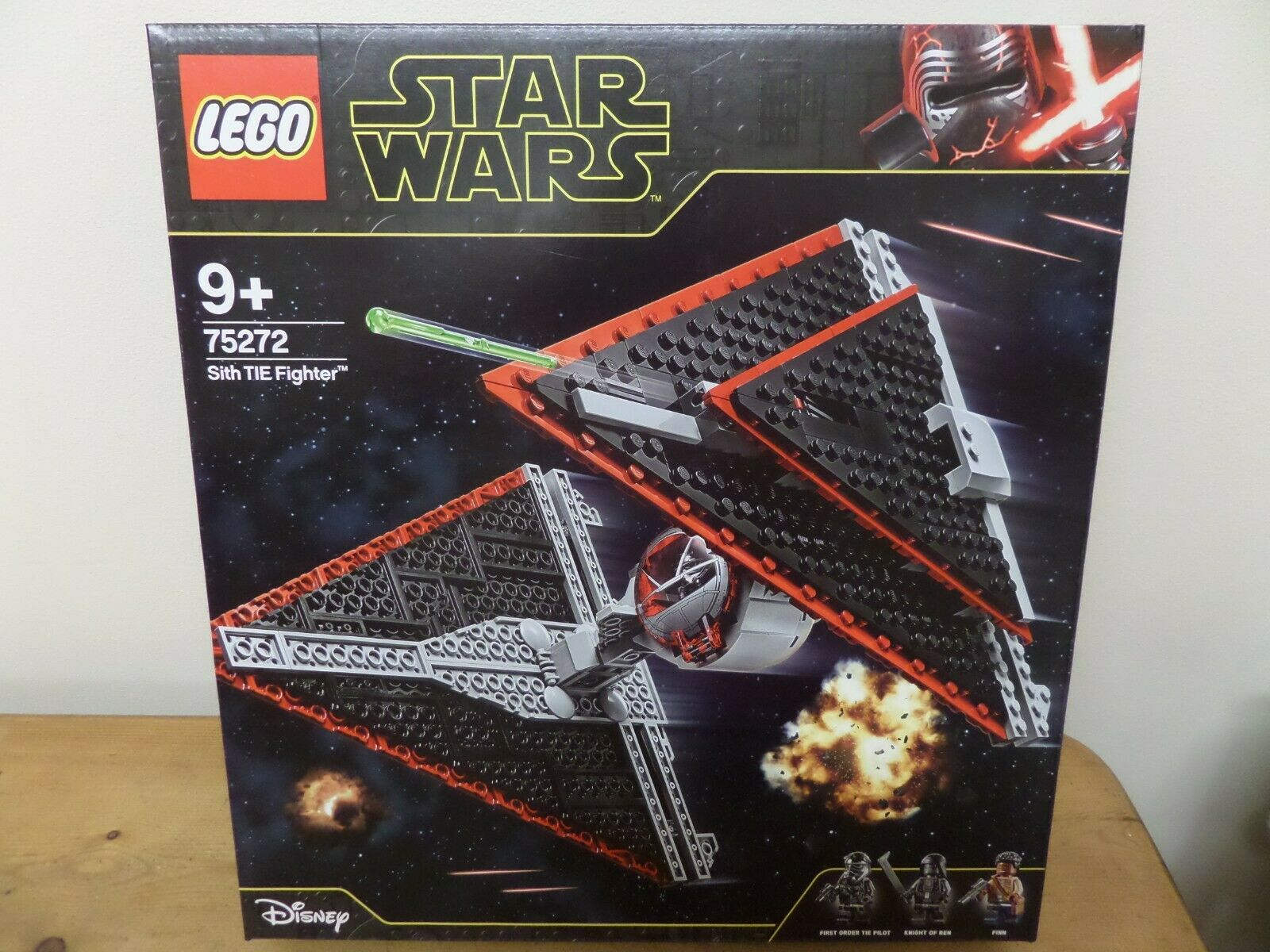 LEGO Star Wars Sith TIE Fighter - 75272 BRAND NEW IN SEALED BOX