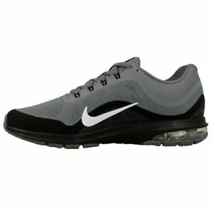 Nike-Air-Max-Dynasty-2-Cool-Grey-White-Black-852430-006-Men-039-s-Running-Shoes-NEW