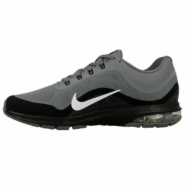 722d7d1e81f8b Nike Air Max Dynasty 2 Cool Grey White Black 852430-006 Men's Running Shoes  NEW!