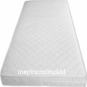 Cot-Bed-Baby-Toddler-Breathable-QUILTED-Foam-Mattress-104-X-71-X-13-CM-SALE