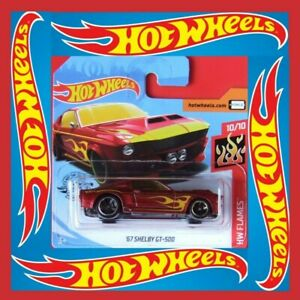HOT-WHEELS-2019-039-67-Shelby-gt-500-33-250-neu-amp-ovp