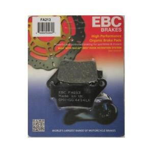EBC Rear Brake Pads for 09-15 F800 GS GT R S ST S1000RR S1000R 93-13 F650 FA213