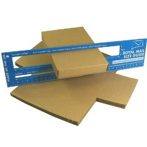 NEW C6 SIZE ROYAL MAIL LARGE LETTER PIP SHIPPING POSTAL POSTAGE MAILING BOXES