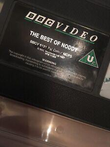 THE-BEST-OF-NODDY-VHS-VIDEO-ENID-BLYTON