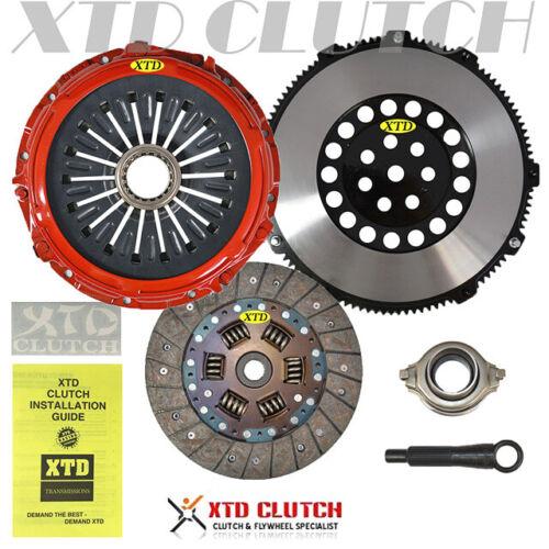 Amc Stage 1 Clutch Flywheel Kit 03 07 Lancer Evo Evolution 7 8 9 2 0l Turbo Ebay