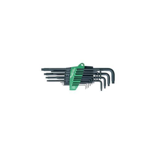 13-tlg 366 SZ13 Wiha TORX®-Stiftschlüsselsatz im ProStar Halter 24852