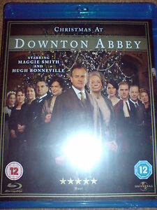 CHRISTMAS AT DOWNTON ABBEY  BLURAY B BNIB - <span itemprop=availableAtOrFrom>Cheshire, United Kingdom</span> - CHRISTMAS AT DOWNTON ABBEY  BLURAY B BNIB - Cheshire, United Kingdom