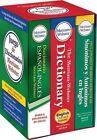 Merriam-webster Three Dictionaries Set by Merriam Webster (Paperback, 2014)