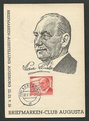 Analytical Berlin Mk 1956 156 Lincke Musik Komponist Composer Maximum Card Mc Cm H0282 Specialty Philately Maxi Cards