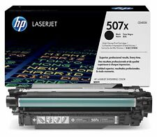 CE400X Genuine HP 507X High Yield Black Original LaserJet Toner Cartridge