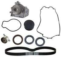 Honda Civic Del Sol 94-95 1.6l Timing Belt Kit With Water Pump Tensioner Seals on Sale