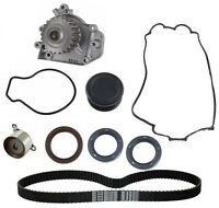 Honda Civic Del Sol 94-95 1.6l Timing Belt Kit With Water Pump Tensioner Seals on Sale