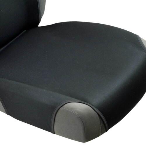Schwarze Sitzbezug für RENAULT CAPTUR Fahrer Sitzbezug