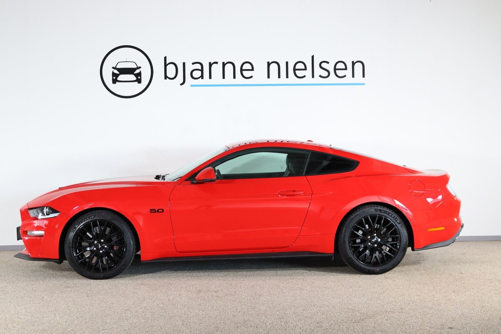 Ford Mustang 5,0 V8 GT Fastback - billede 1