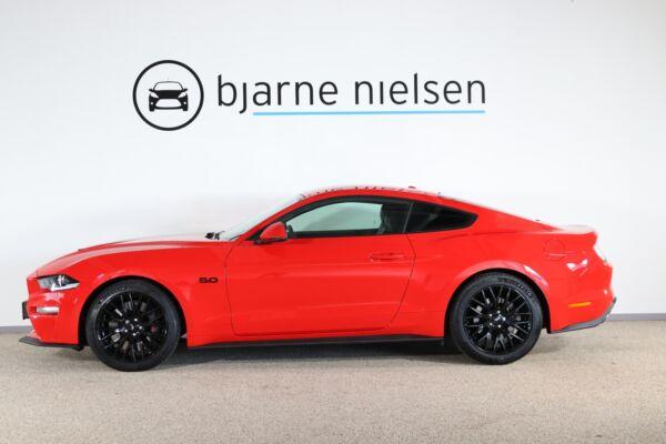 Ford Mustang 5,0 V8 GT Fastback billede 1