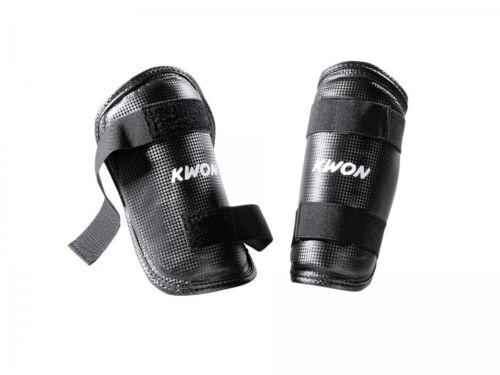 Unterarmschutz EVOLUTION schwarz von KWON EVA Schaum gewährt höchsten Schutz