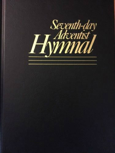Seventh-Day Adventist Church Hymnal With Music Notes Black BRAND NEW Hardcover
