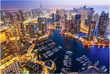 Puzzle Castorland 1000 Teile - Dubai bei Nacht (50772)