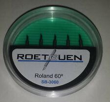 Original Roetguen Roland 60 Vinyl Cutter Plotter Blades