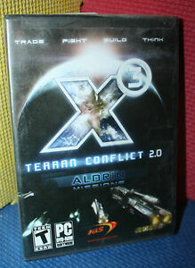 X3-Terran-Conflict-2-0-Now-With-Aldrin-Missions-PC-DVD-Rom-with-Box-and-Manual