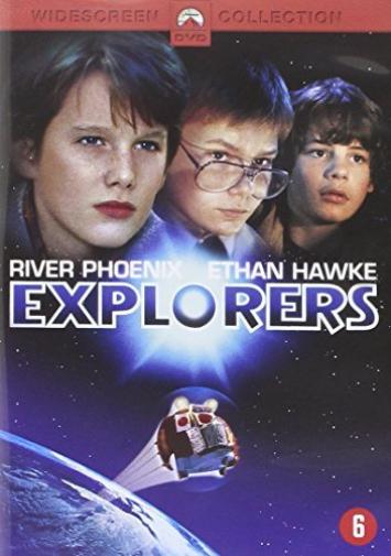 Explorers - Dutch Import  (UK IMPORT)  DVD NEW