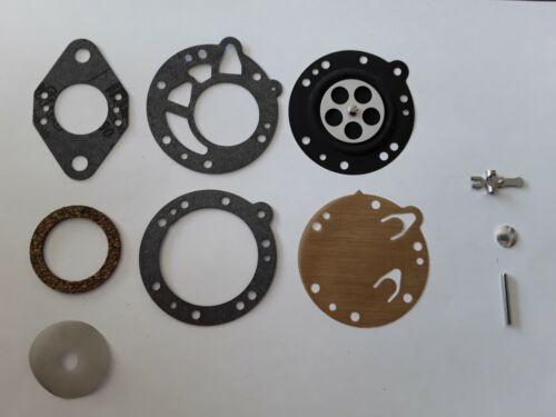 Tillotson hl Carburador membrana nuevo conjunto reparación adecuado Stihl 070 090