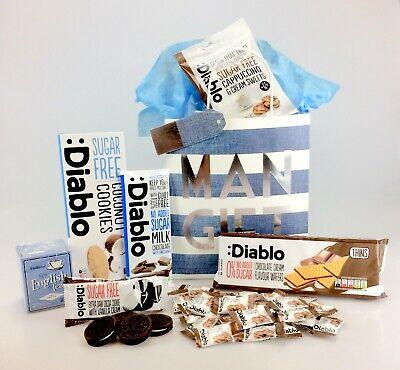 Gift Bag Diabetic Food Chocolate Sweets