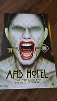 2016 Sdcc Comic Con Exclusive Fox Poster American Horror Story Ahs Hotel
