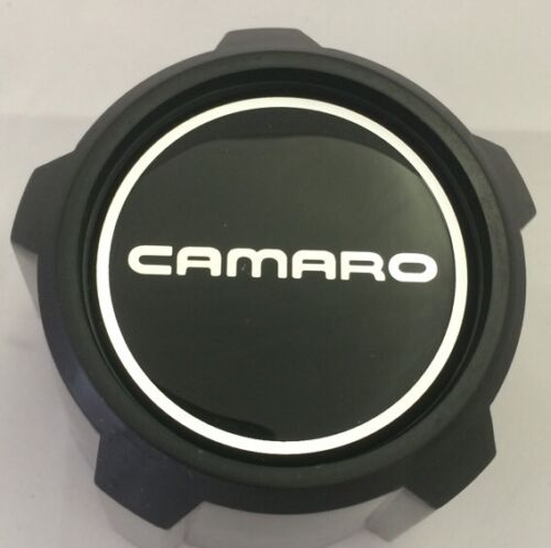 "1982-1992 Chevy CAMARO 15/"" Aluminum Wheel Center Hub Cap NEW"
