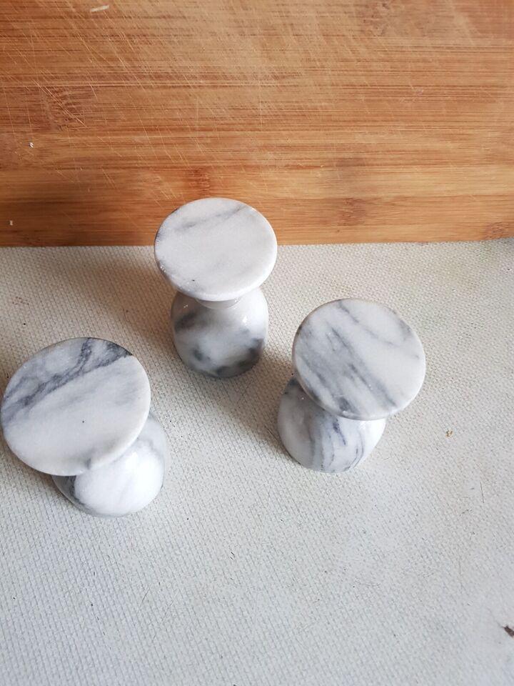 Stentøj, Æggebægre marmor, Ukent