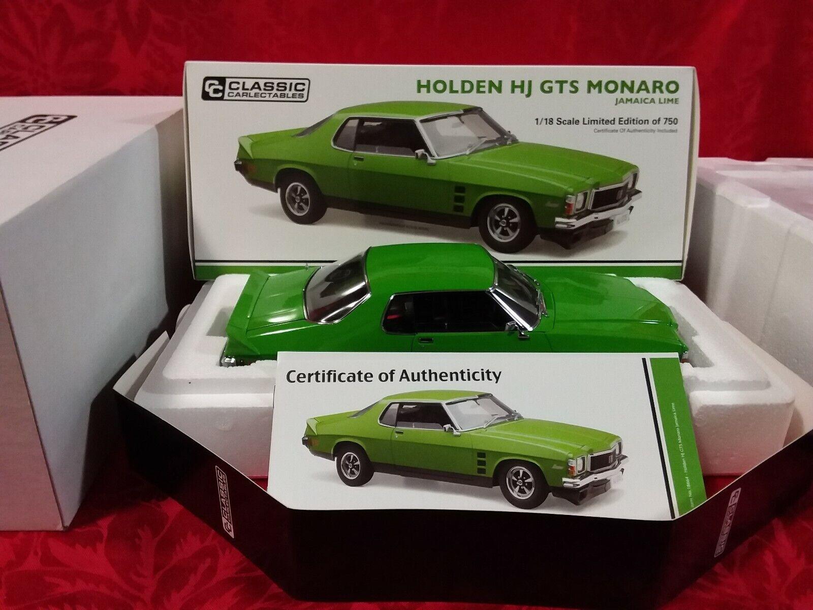 marca Classic Cochelectible 1 18 Holden Holden Holden hj Monaro jamaca Cal 18664  Envíos y devoluciones gratis.
