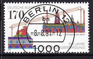 BRD 1991 Mi. Nr. 1557 gestempelt BERLIN 12 , mit Gummi TOP! (16549) - Beckum, Deutschland - BRD 1991 Mi. Nr. 1557 gestempelt BERLIN 12 , mit Gummi TOP! (16549) - Beckum, Deutschland