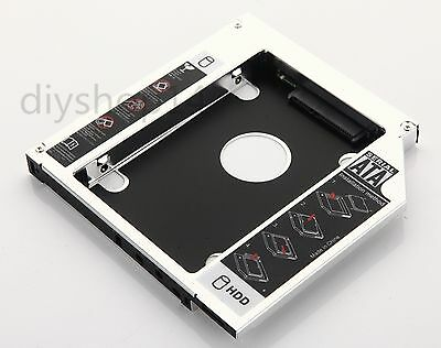 SATA 2nd Hard Drive HDD SSD Caddy Bay for Acer Aspire 5739 5739g 5739z 5739zg