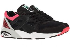 8d55b0b423d Puma Men s Trinomic R698 OG 93 Running   Athletic Sneakers 357481-01 ...